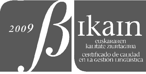 BIKAINTASUNAREN KONPROMISO DIPLOMA /// DIPLOMA DE COMPROMISO CON LA EXCELENCIA